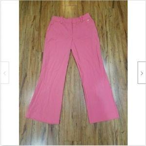 Trina Turk Pink Casual / Dress Pants Women Size 6